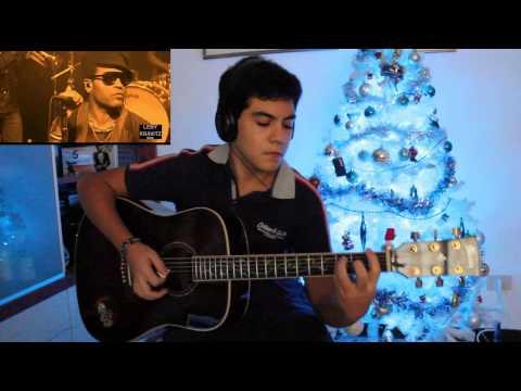 Lenny Kravitz - Black And White America Guitar Cover (HD)