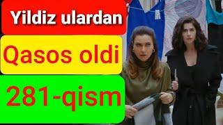 Qora Niyat 281 qism uzbek tilida turk filim кора ният 282 кисм 273 - 274 qism