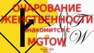 Очарование женственности знакомится с MGTOW, Янв 2018, часть 1
