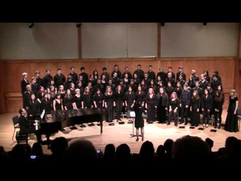 The Storm is Passing Over - stony brook chorale - arr. Barbra W. Baker -- Charles Albert Tindley
