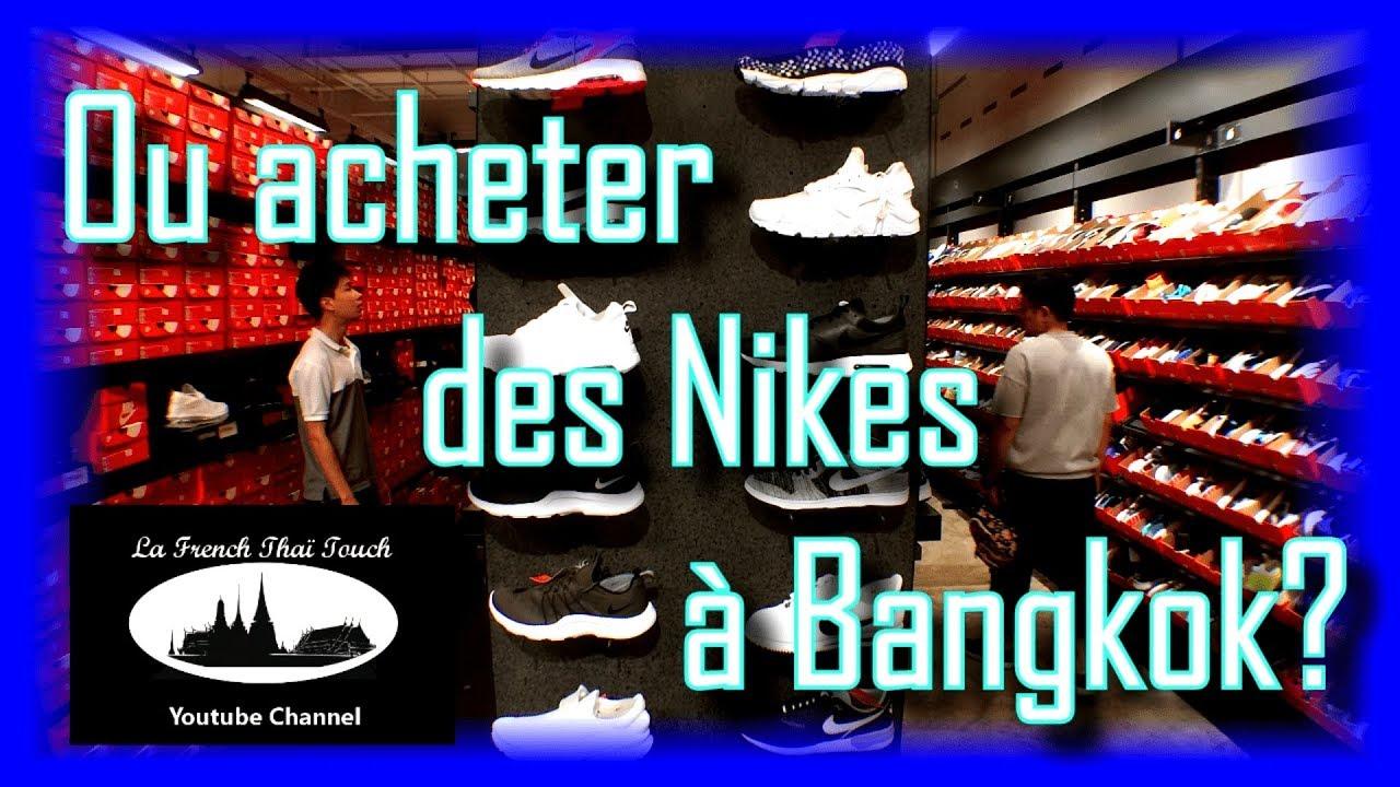 acheter nike bangkok