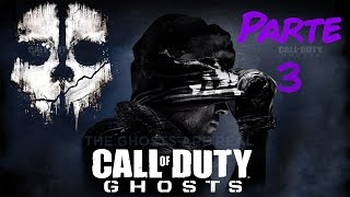 Call of Duty Ghosts Gameplay parte 3 - Campaña Mission 3