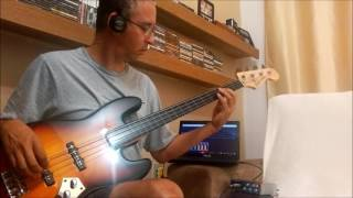 Chris de Burgh -The Lady in Red - bass cover