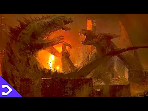 Why There Was Another MUTO In Godzilla: King Of The Monsters EXPLAINED!