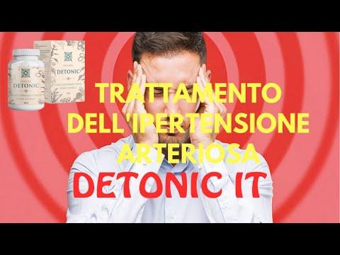 Detonic, ipertensione medicinali, trattamento dell..