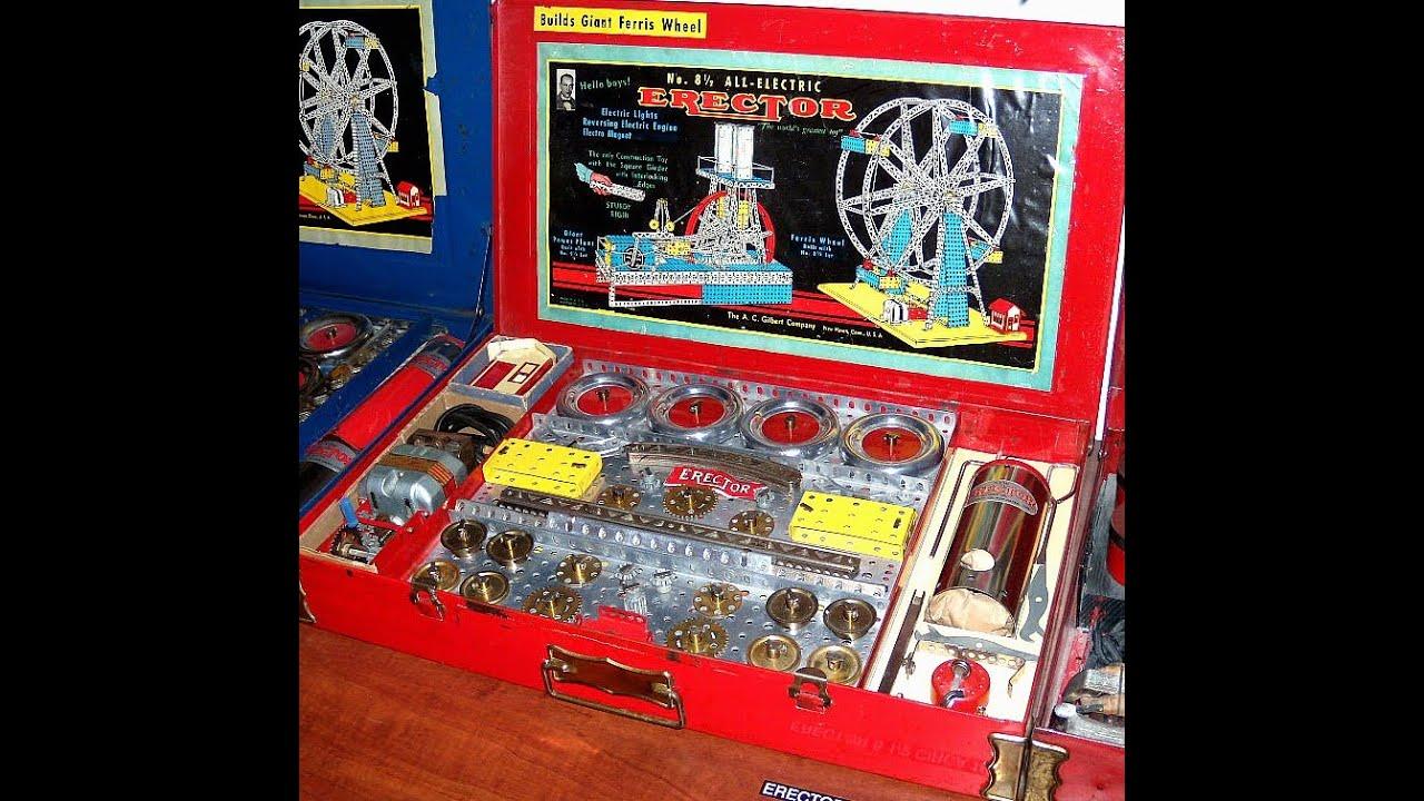 vintage gilbert erector sets jpg 422x640