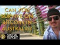 How to Travel Queensland Australia on Bitcoin - Vlog Conclusion