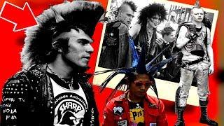 �������� ���� Панки 90х, кто такие ПАНКИ, 10 любопытных фактов про панк культуру ������