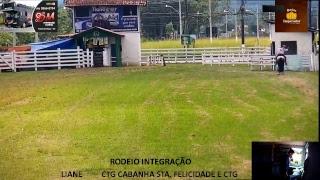 CTG CABANHA STA. FELICIDADE E CTG FAZENDA ELIANE  - TIJUCAS/ SC
