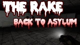 The Rake Back To Asylum // Free Indie Game