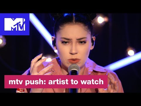 Bishop Briggs Performs Her Hit Song 'River' | MTV Push: Artist to Watch