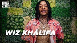 Wiz Khalifa Talks Rolling Papers 2, Amber Rose & Medical Marijuana