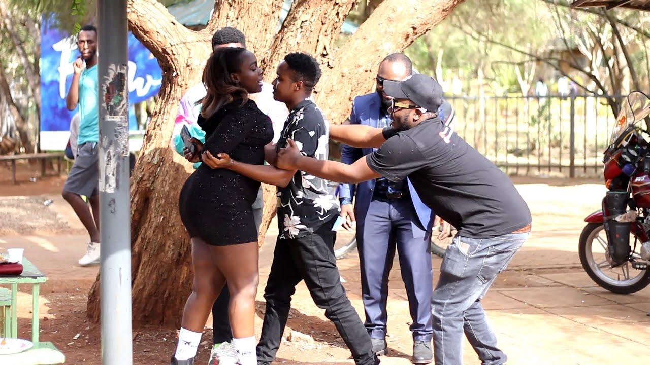 Download Hatujawahi  tumia condom sisi !! 💔😢💦  DRAMA IN JKUAT UNIVERSITY LOYALTY TEST KENYA