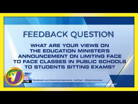 Feedback Question   TVJ News