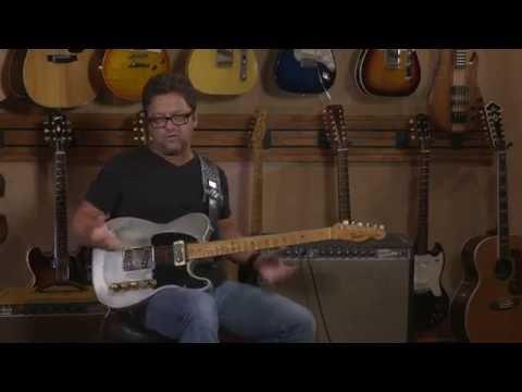 Brent Mason Guitar - 68' Fender Telecaster