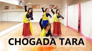 CHOGADA TARA dance | Loveyatri | Dandiya choreography
