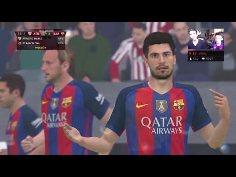 FC BARCELONA Vs ATHLETIC BILBAO EN VIVO