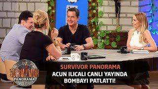 Acun Ilıcalı, canlı yayında bombayı patlattı! | Survivor 2018