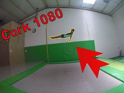 On a réussit Cork 1080//Bam Freesport