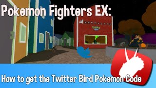 ✓ Roblox - Pokemon Fighters EX - How to get the