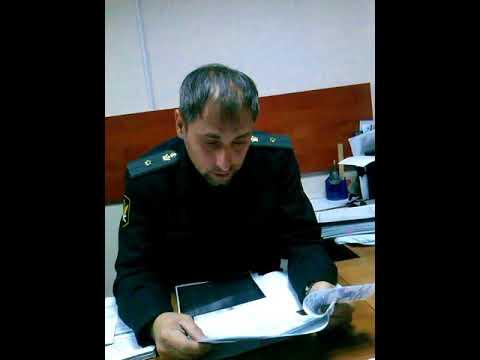 Сургут ФССП - беседа с приставами