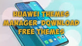 How To Download Huawei Paid Themes From Theme Manager (New Android