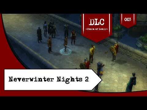 Let's Play Neverwinter Nights 2 SoZ [Ger] - 003 - Kompetente Wache ist kompetent |