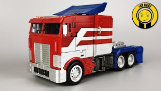 Cybertron form Optimus Prime Transformers IDW Series Generation Toy GT-03 Truck Robot Toys