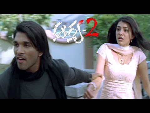 Arya 2 Telugu Movie Parts 11/14 - Allu...