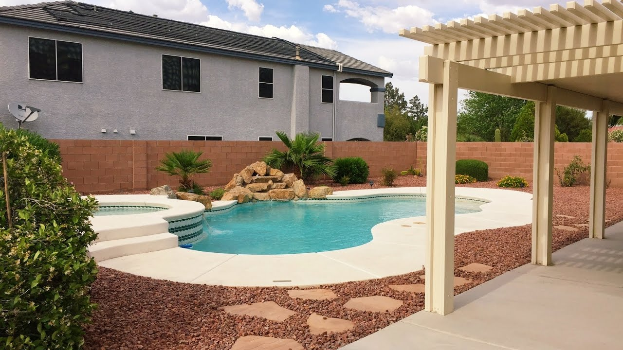 luxury home rent with pool