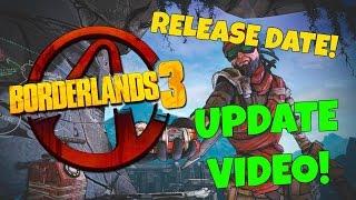 Borderlands 3 RELEASE DATE NEW INFORMATION - Gaming News