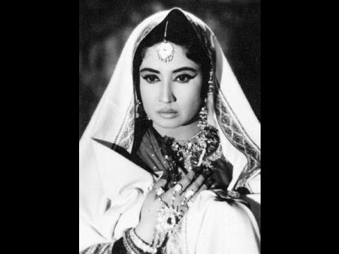 "'Jaimala"" pragramme presented by Meena Kumari"
