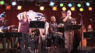 Adam Pascal & Julia Murney perform DRIFT