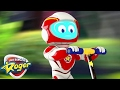 Space Ranger Roger | Roger Sticks the Landing | HD Full Episode 3 | Cartoon for Kids