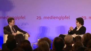 29. mediengipfel: Das Tor zur Welt? Perspektiven für ein digitales Deutschland (High Quality)