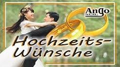 ♫ Hochzeitsgrüße ♫  Wünsche zur Vermählung -  Greetings to the wedding