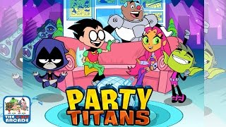 Teen Titans Go: Party Titans - Throw The Most Epic Xmas Party (Cartoon Network Games)
