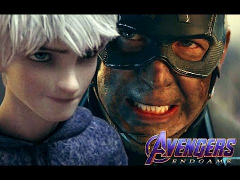 Avengers: Endgame - Official Trailer Parody /Disney/Dreamworks/Pixar/