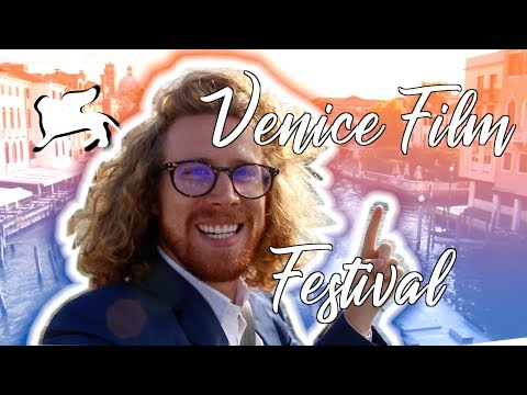 One day at the Venice Film Festival