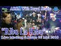 """Ribu La Ribu"" ARSA Lime Modong S.Rotan (06/05/18) Created By Royal Studio Mp3"