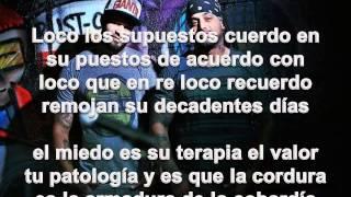 Los aldeanos ~ loco ~ letra