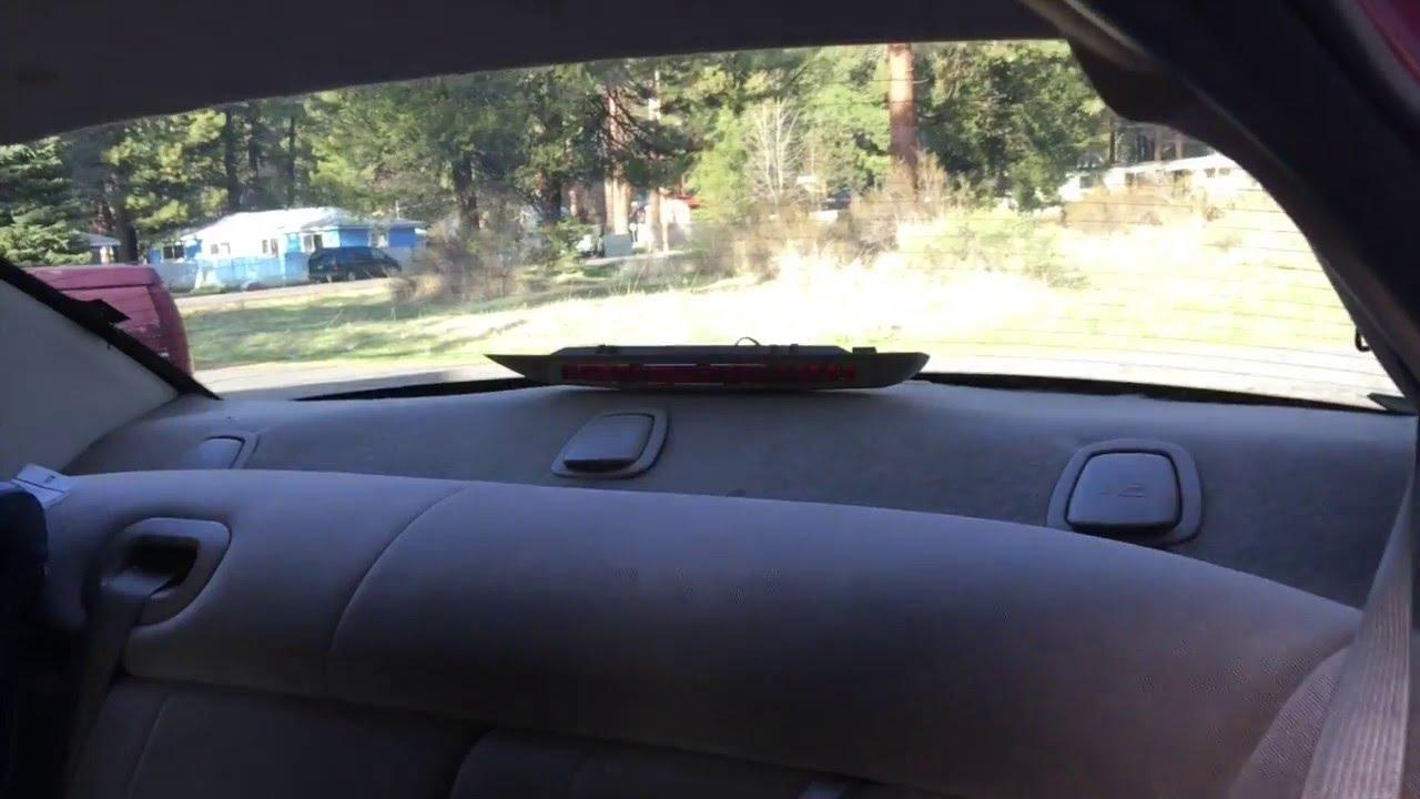 Third Brake Light Law Home Phone Wiring Diagram Ford Taurus Led Center Youtube