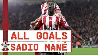 GOALS | Sadio Mané specials from 2014-2016