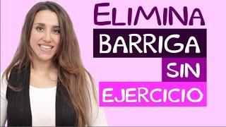 Quema grasa abdominal: Cómo bajar la barriga sin hacer ejercicio | APERDERPESO.COM