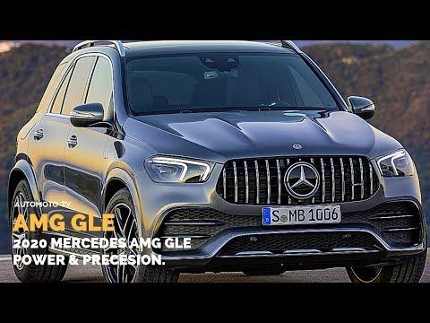2020 Mercedes-AMG GLE 53 4MATIC+ | Firstlook.