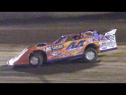 ULMS Super Late Model Qualifying | Eriez Speedway | 9-23-17