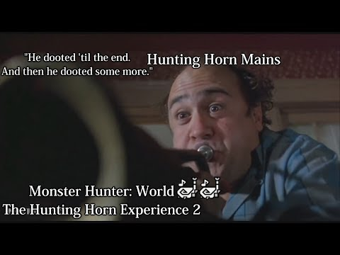 Monster Hunter World - The Hunting Horn Experience 2 thumbnail