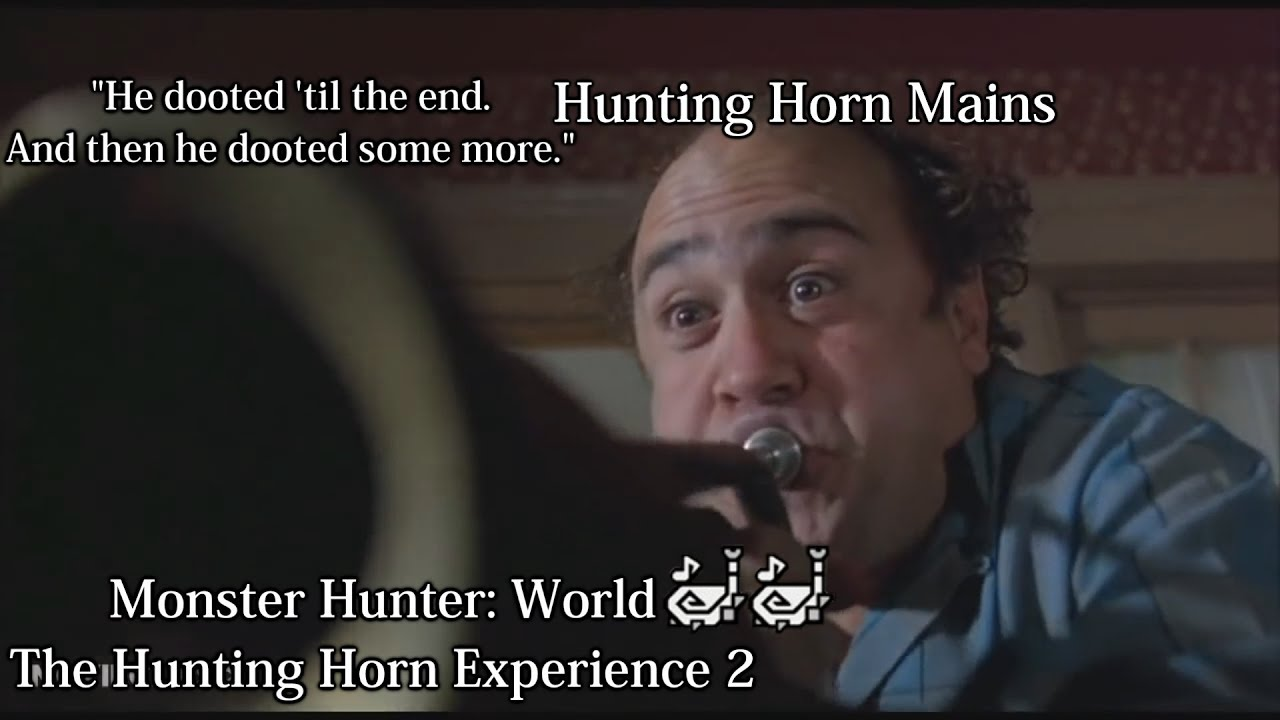 Monster Hunter World The Hunting Horn Experience 2 Youtube
