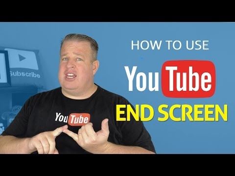 How To Use YouTube End Screen Editor for Your Videos