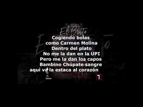 Tempo – El Bruto Tiraera a Residente y alcangel, Round 2 ( letra Real)